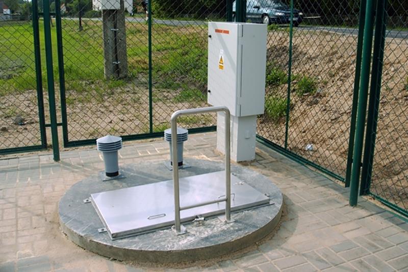 独立式泵站